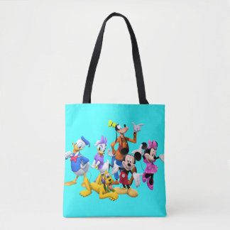 Mickey Mouse Clubhouse Tote Bag