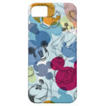 Mickey Mouse Colour Pattern iPhone 5 Case