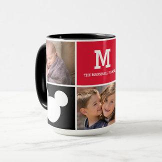 Mickey Mouse | Custom Photos & Monogram Mug