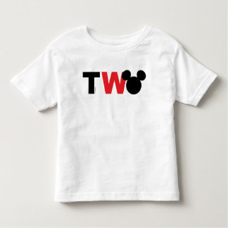Mickey Mouse | Icon Second Birthday Toddler T-Shirt