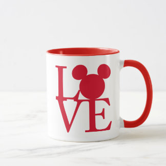 Mickey Mouse LOVE | Valentine's Day Mug