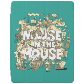 Mickey Mouse   Mouse In The House iPad Cover