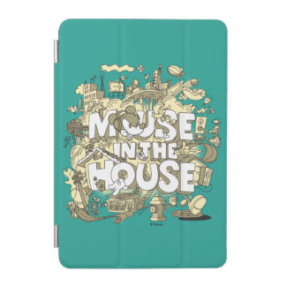 Mickey Mouse   Mouse In The House iPad Mini Cover