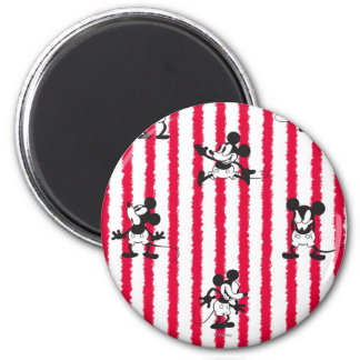 Mickey Mouse | Plane Crazy Pattern Magnet