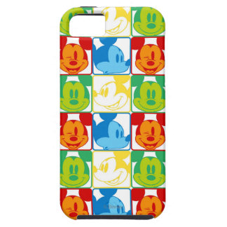 Mickey Mouse   Pop Art Pattern iPhone 5 Cover