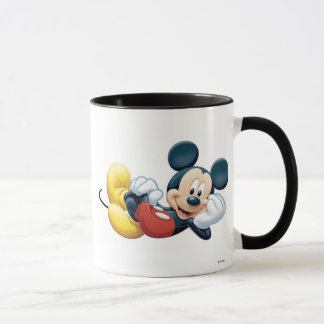 Mickey Mouse Posing for the Camera Mug