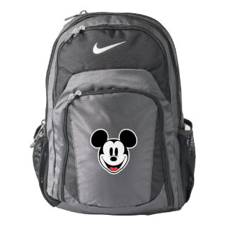 Mickey Mouse Smiling Backpack
