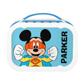 Mickey Mouse | Super Hero Cute Lunch Box