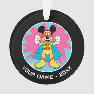 Mickey Mouse | Super Hero Cute Ornament