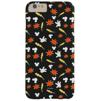 Mickey Mouse | Super Hero Icon Pattern Barely There iPhone 6 Plus Case
