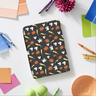 Mickey Mouse | Super Hero Icon Pattern iPad Air Cover