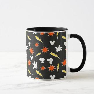 Mickey Mouse | Super Hero Icon Pattern Mug