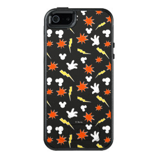 Mickey Mouse | Super Hero Icon Pattern OtterBox iPhone 5/5s/SE Case