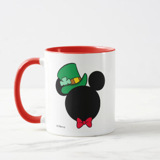 Mickey | St. Patrick's Day Icon Mug