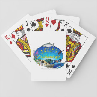 Micky's Fishcamp Playing Cards