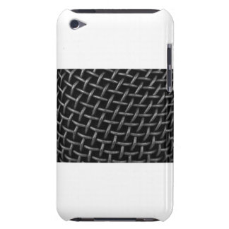 Micro Grid Background iPod Case-Mate Cases