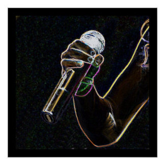 micro microphone music singer song poster