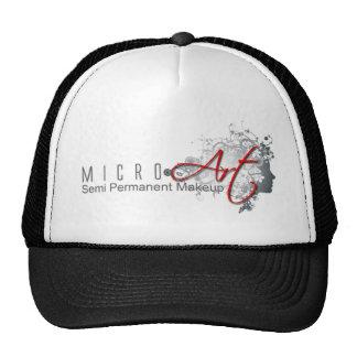 MicroArt Trucker Cap Black