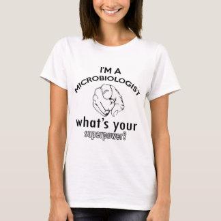microbiologist design T-Shirt
