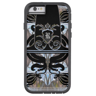 Microbiom Damask Monogram Tough Tough Xtreme iPhone 6 Case