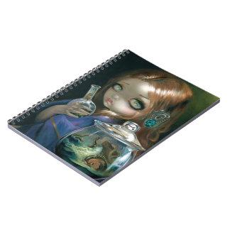 """Microcosm:  Sea Monsters"" Notebook"