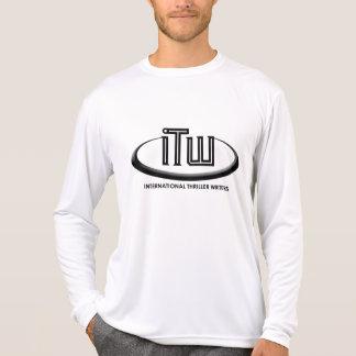 Microfiber Long-Sleeve T Shirts