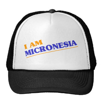 MICRONESIA HAT
