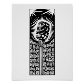 Microphone #1 poster