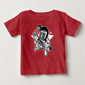 Microphone King Baby's T-Shirt