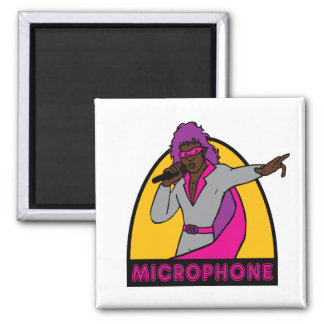 Microphone - Magnet