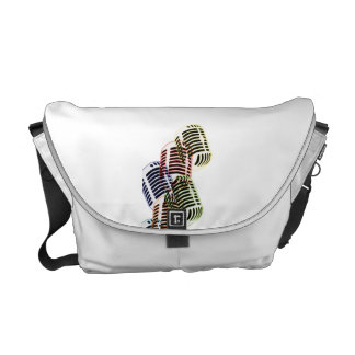 Microphone Messenger Bag