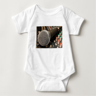 Microphone Mixer Cable Microphone Cable Singing Baby Bodysuit