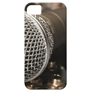 Microphone Mixer Cable Microphone Cable Singing iPhone 5 Case