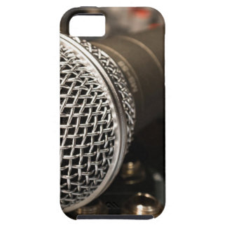 Microphone Mixer Cable Microphone Cable Singing iPhone 5 Cover