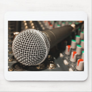 Microphone Mixer Cable Microphone Cable Singing Mouse Pad