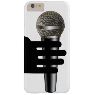 microphone phone case
