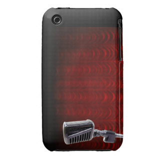 Microphone Stage Phone Case for BlackBerry