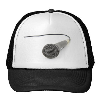 Microphone - Talk to me Cap