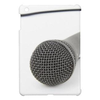Microphone - Talk to me iPad Mini Cover