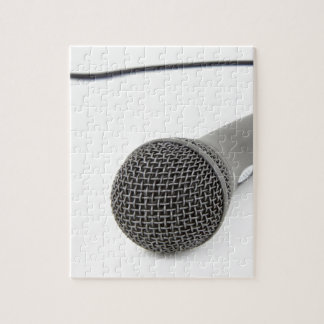 Microphone - Talk to me Jigsaw Puzzle