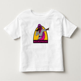 Microphone - Toddler Toddler T-Shirt