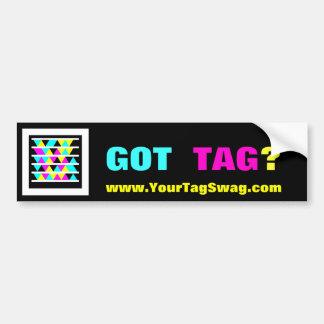 Microsoft Tag Bumper Stickers