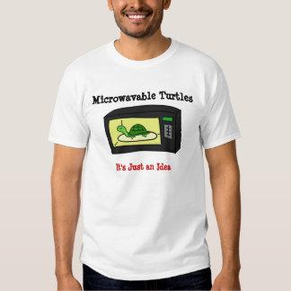 Microwavable Turtles Tshirts