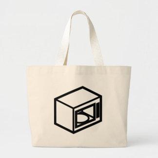Microwave Canvas Bag