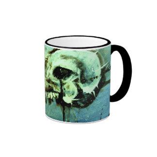 MICROWAVE BIRDSKULL mug