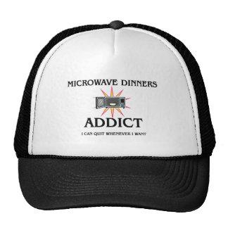 Microwave Dinners Addict Hat