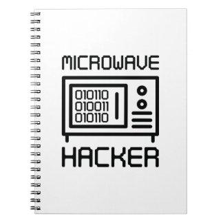 Microwave Hacker Notebook
