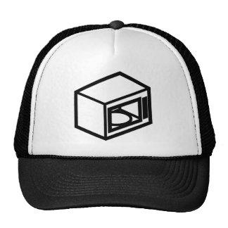 Microwave Mesh Hat