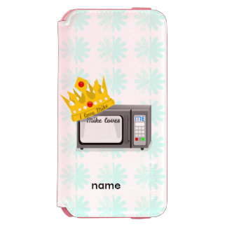 Microwave is King Incipio Watson™ iPhone 6 Wallet Case