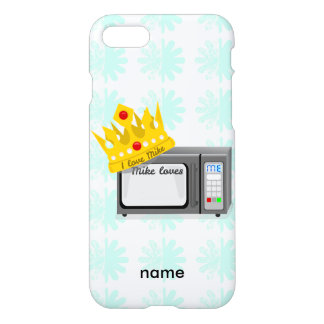 Microwave is King iPhone 7 Case